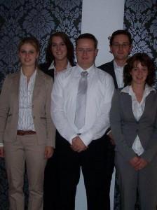 Bestuur 2008-2009